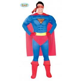 DISFRAZ HEROE (SUPERMAN)