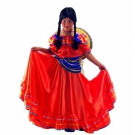91314 - Disfraz Mexicana