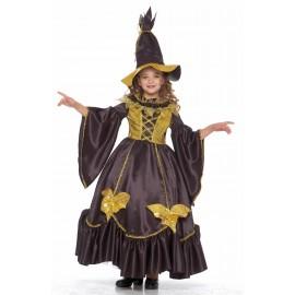 Disfraz Bruja Gotica Infantil Niña