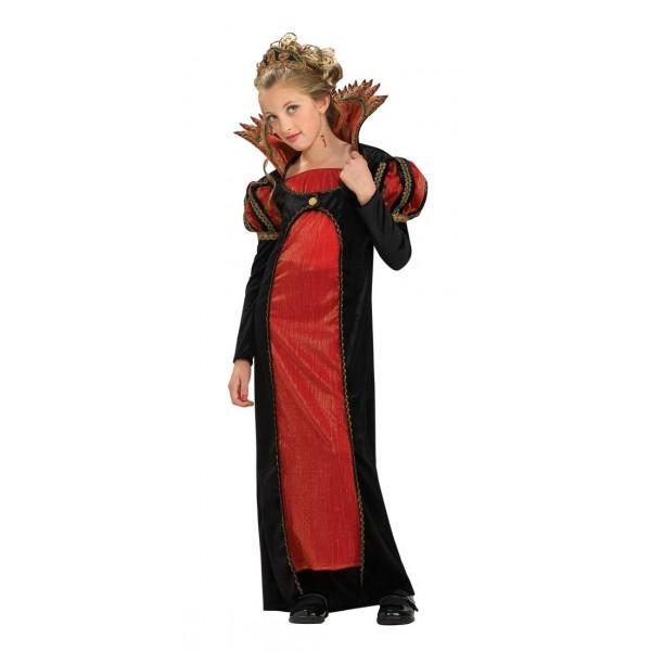 Disfraz Vampiresa Scarlet Infantil Niña