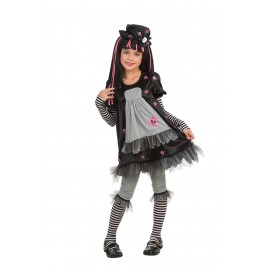 884681 BLACK DOLLY (GOTHIC GIRL)