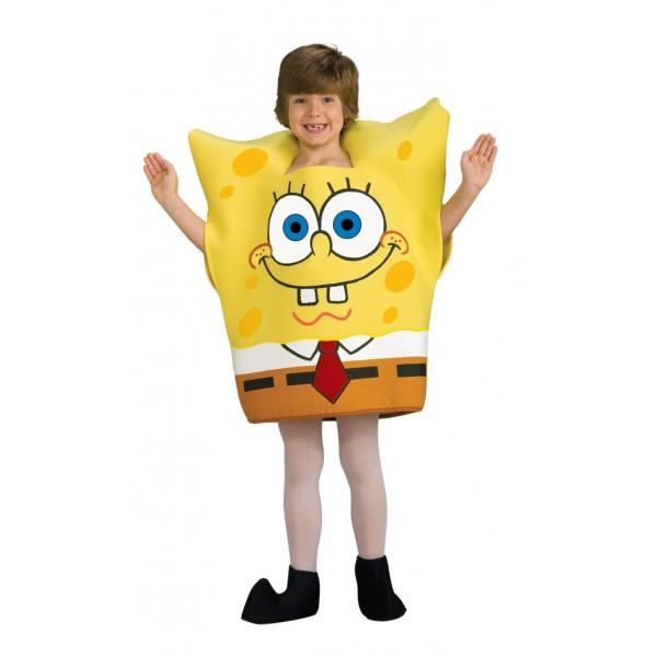 Disfraz Bob Esponja Infantil Niño