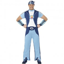37231 SPORTACUS ADULTO LAZY TOWN