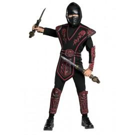 Disfraz Guerrero Ninja Infantil Niño