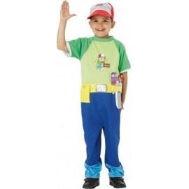 Disfraz Manny Manitas Infantil Niño