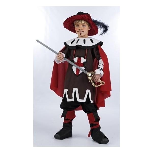Disfraz Mosquetero Dartagnan Infantil Niño