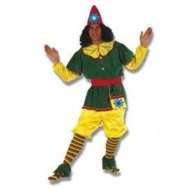 4012 - Disfraz Gnomo con calcetines