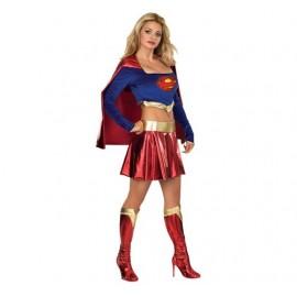 Disfraz SuperGirl Adulto Mujer