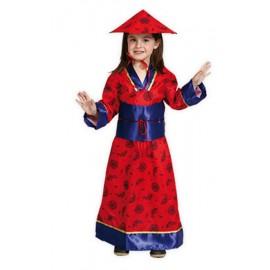 Disfraz de China Infantil Niña