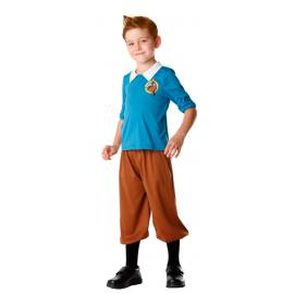 Disfraz Tintin Infantil Niño