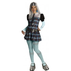 Disfraz Frankie Stein Adulto Halloween (MONSTER HIGH)