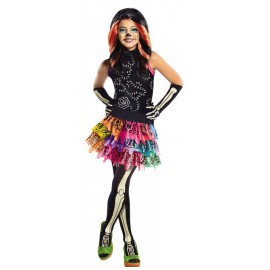 Disfraz Skelita Calaveras Infantil (Monster High)