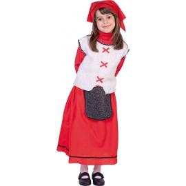 Disfraz Pastorcilla Infantil Niña
