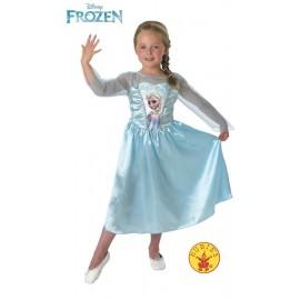 Disfraz Elsa Classic Frozen Infantil Niña