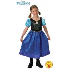 Disfraz Anna Classic Frozen Infantil Niña