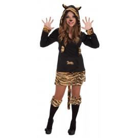 Disfraz Tigresa Mimosa Adulto Mujer
