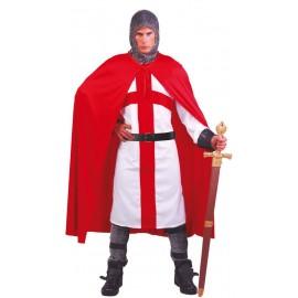 Disfraz de Cruzado Medieval Adulto Hombre