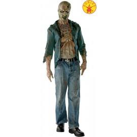 Disfraz Zombie Hambriento Adulto Halloween
