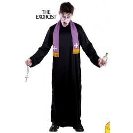 Disfraz Padre Karras Adulto Halloween