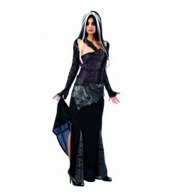 Disfraz Vampiresa Reptil Adulto Mujer