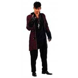 Disfraz Gótico Idris Adulto Hombre
