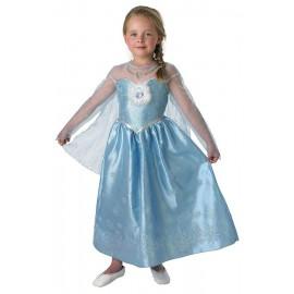 Disfraz Elsa Deluxe Frozen Infantil Niña