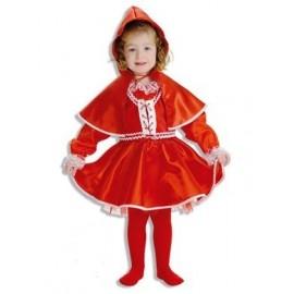 Disfraz Caperucita Roja Infantil Niña