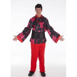 Disfraz Chino Adulto Hombre
