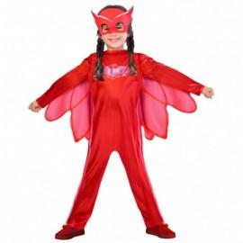 Disfraz Buhíta Classic PJ Masks para niña