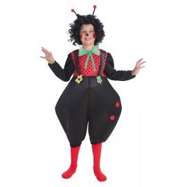 Disfraz Mariquita Infantl Niño