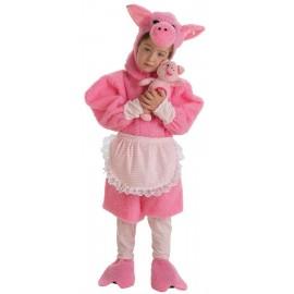 Disfraz Cerdita Infantil Niña