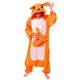 Disfraz Canguro Adulto Pijama