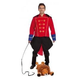 Disfraz Domador Circo Adulto Hombre