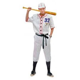 Disfraz Jugador Beisbol baseball Adulto hombre