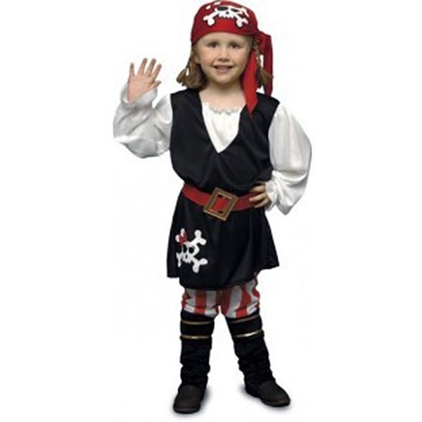 Disfraces disfraces bebes todos disfraz pirata bebe nina - Maquillaje pirata nina ...