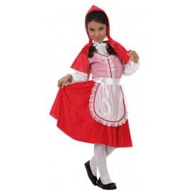 Disfraz Caperucita Infantil Niña