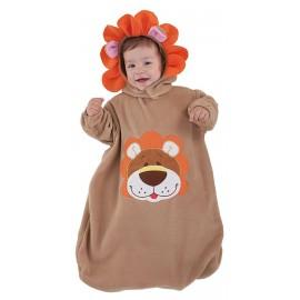 Disfraz León Saquito para Bebe