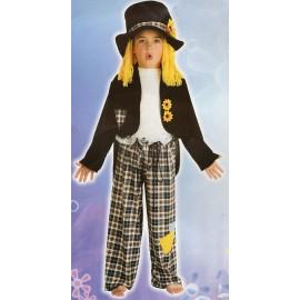 Disfraz Vagabundo / Espantapajaros Infantil Niño