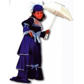 Disfraz Dama Infantil Niña