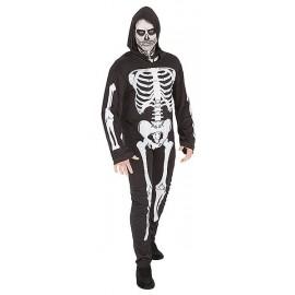 Disfraz Skeleto Adulto Hombre