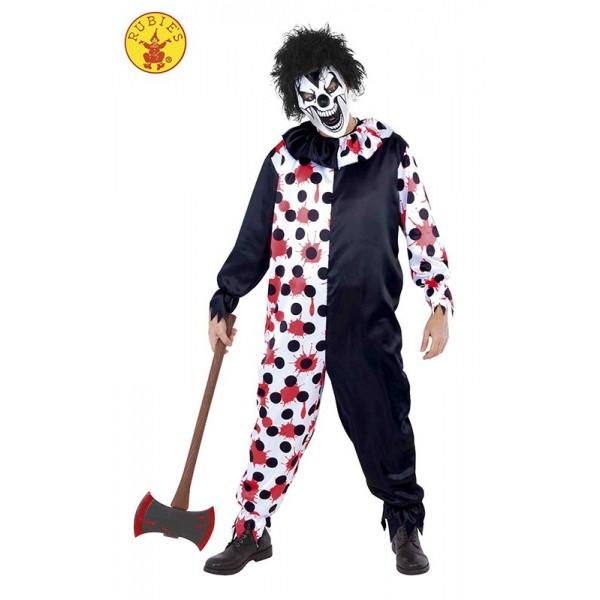 Disfraz Arlequin Satanico Adulto Halloween