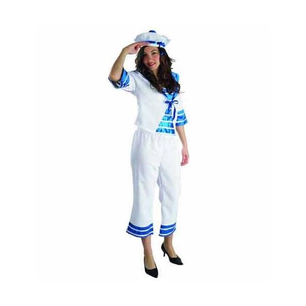 Disfraz Marinera Adulto Mujer