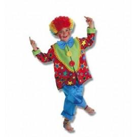Disfraz Payasin Infantil Niño