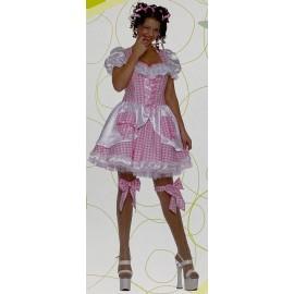 Disfraz de Muñeca Adulto Mujer