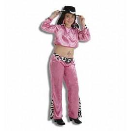 Disfraz Cantante Pink Infantil Niña