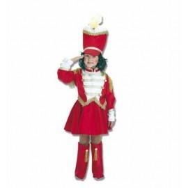 Disfraz Majorette Infantil Niña