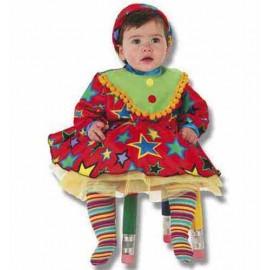 Disfraz Payasina para Bebe