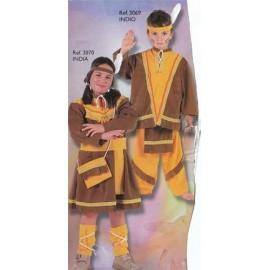 Disfraz Indio Infantil Niño
