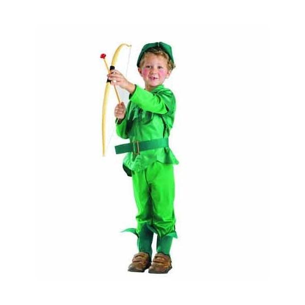 Disfraz de Peter pan Infantil Niño