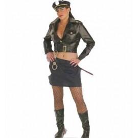 Disfraz Policía Adulto Mujer